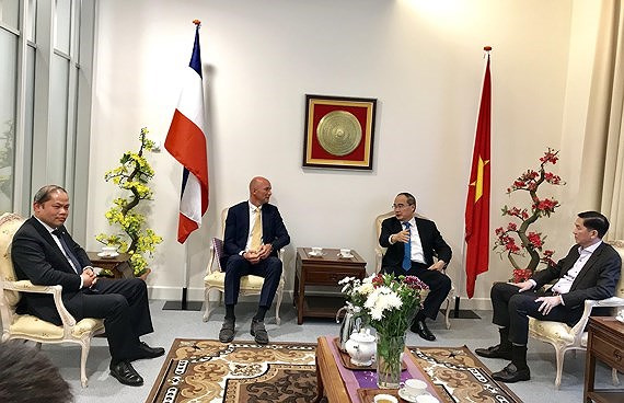 HCMC wishes to seek more cooperation opportunities with Netherlands
