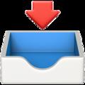 Inbox tray 1f4e5