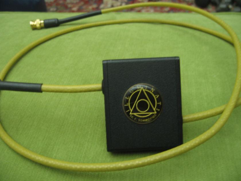 "ILLUMINATI digital cable ""BY C. SOMMOVIGO"""