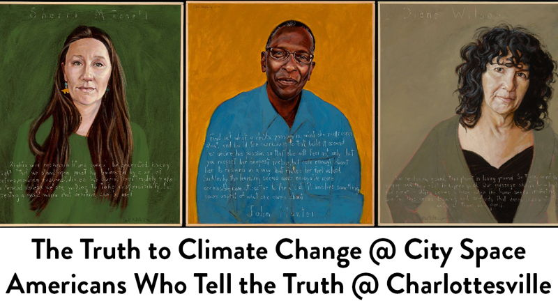One Earth, One Chance: Activists Discuss Climate Change with The Truth to Climate Change