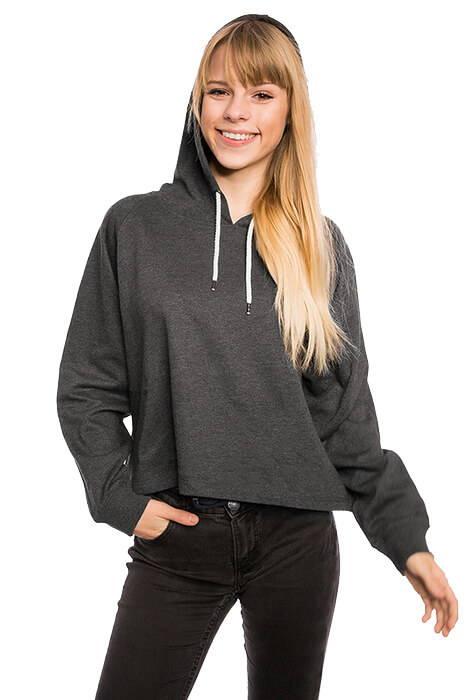 Frauen Cropped Hoodie - Spreadshirt ©
