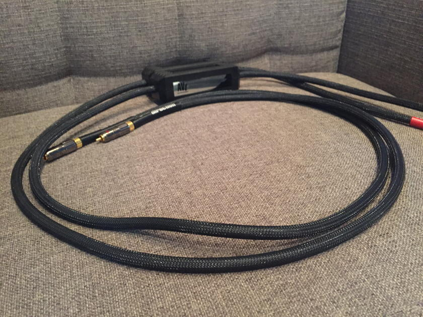 MIT Cables AVT-MA RCA interconnect trade in save $$$$