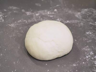 Prepare dough