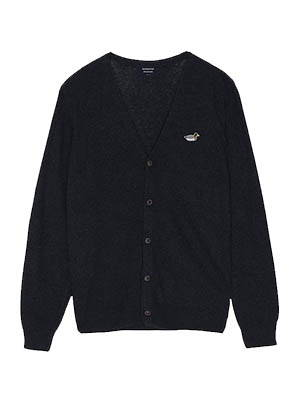 Edmmond navy cardigan