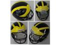 Desmond Howard Signed University of Michigan Football Helmet