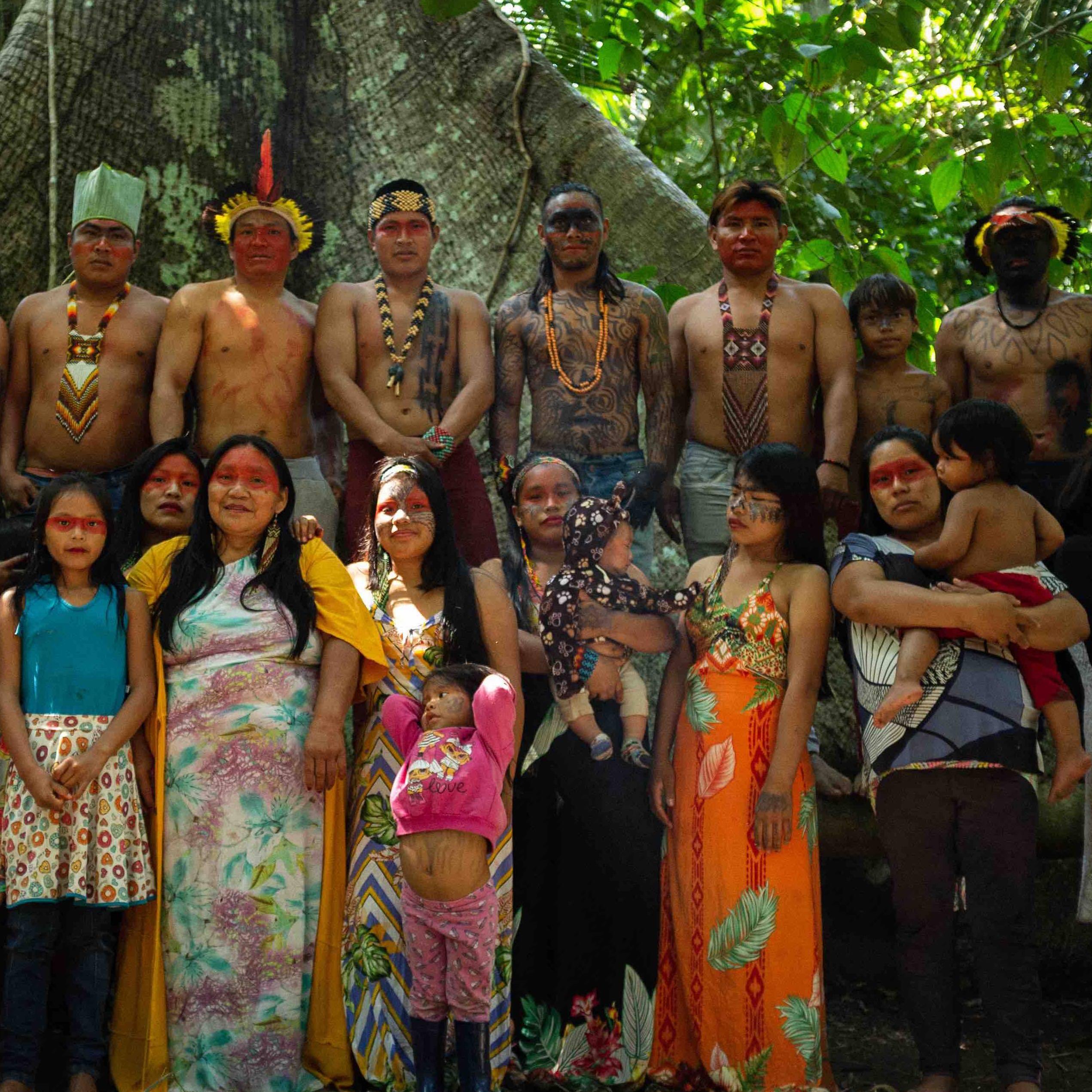 Yawanawá community