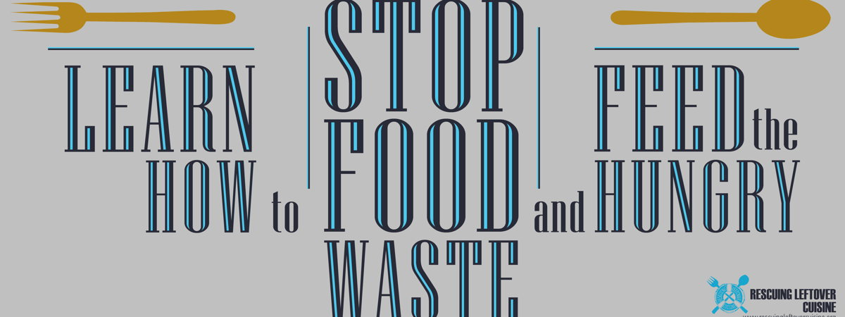 Rescuing Leftover Cuisine, Inc. banner