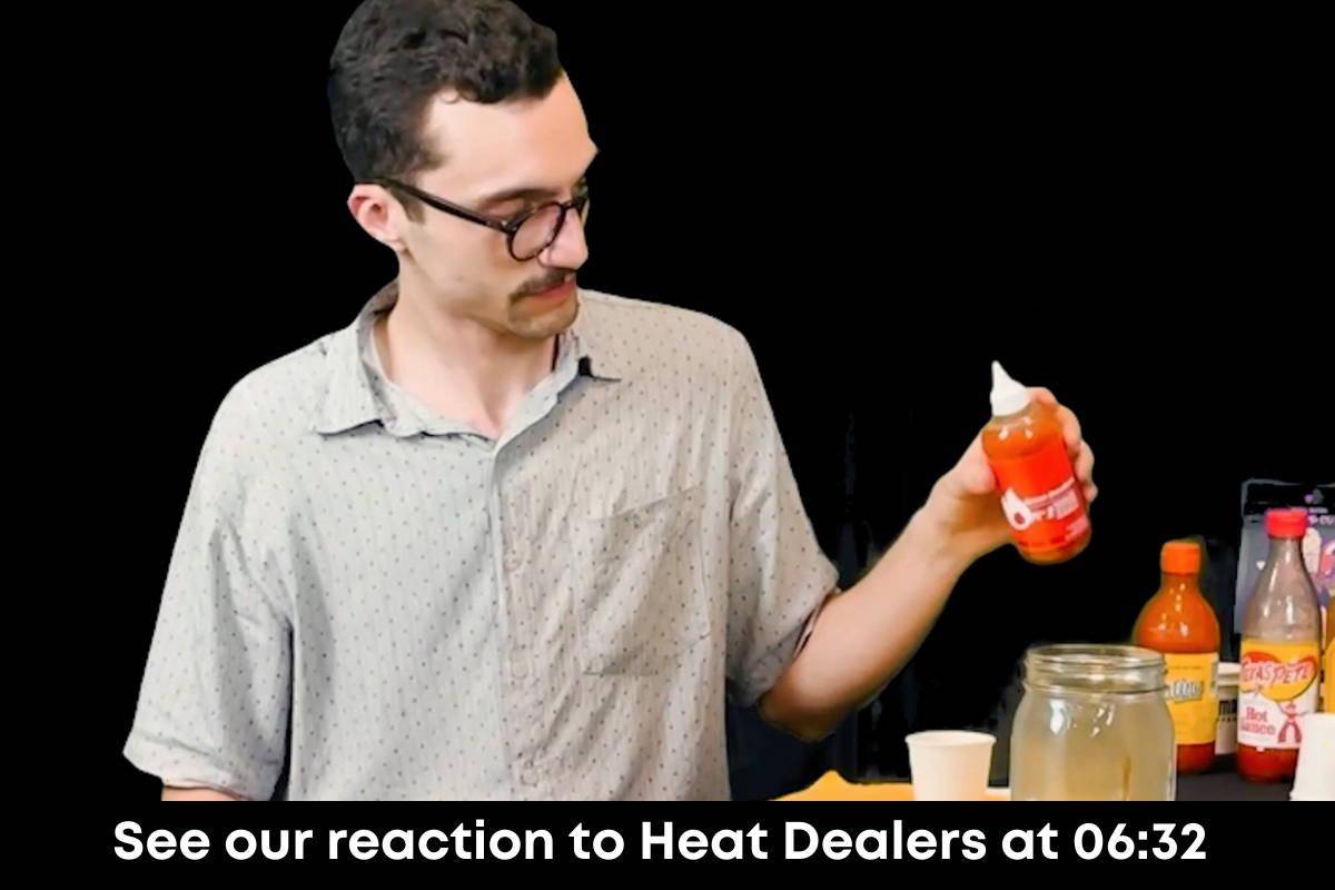 Heat Dealers Hot Sauce