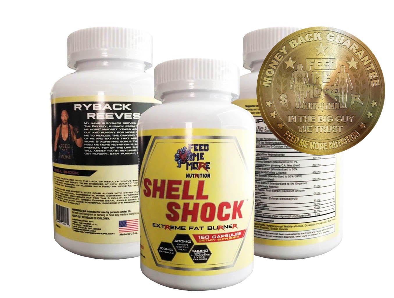 shell shock fat burner