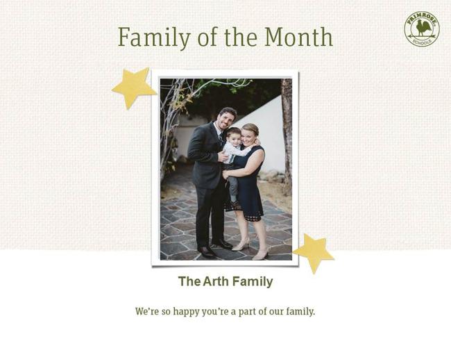 Arth Family
