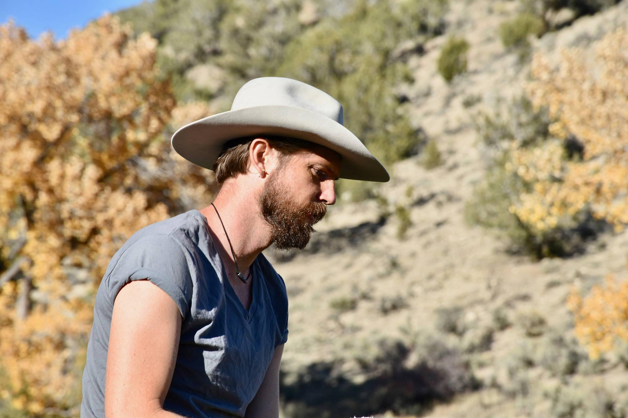 Silverbelly Gus Cowboy Hat