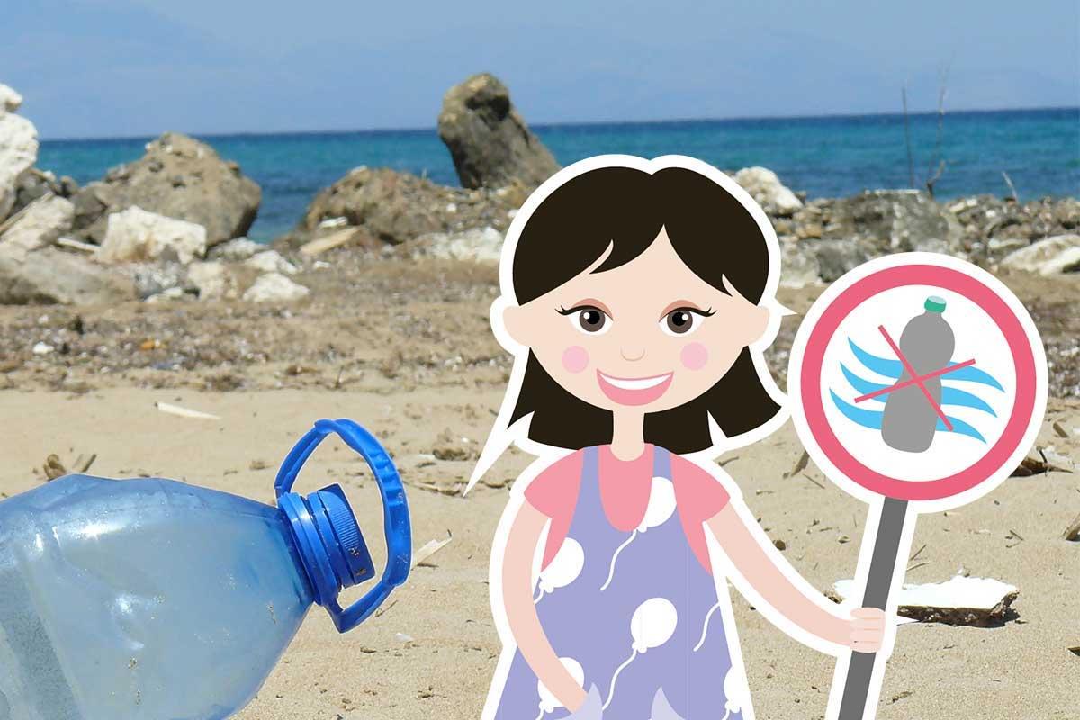 Happy Mona unterstützt die Reinigung der Meere durch deinen Kauf der Tampons.