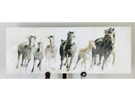"""Running Wild Horses"""