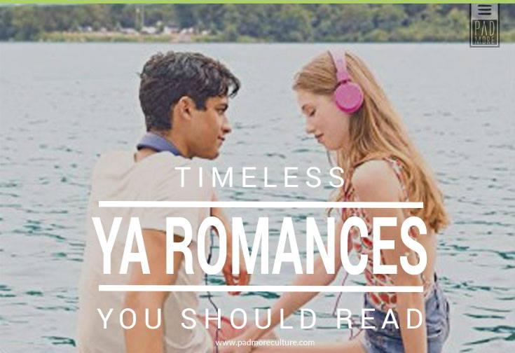 Timeless YA Romance Books – Padmore