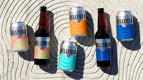 Rebranding Bellfield Brewery to resonate with the masses and the gluten-free few
