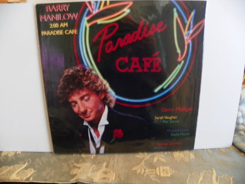BARRY MANILOW  - 2 AM PARADISE CAFE