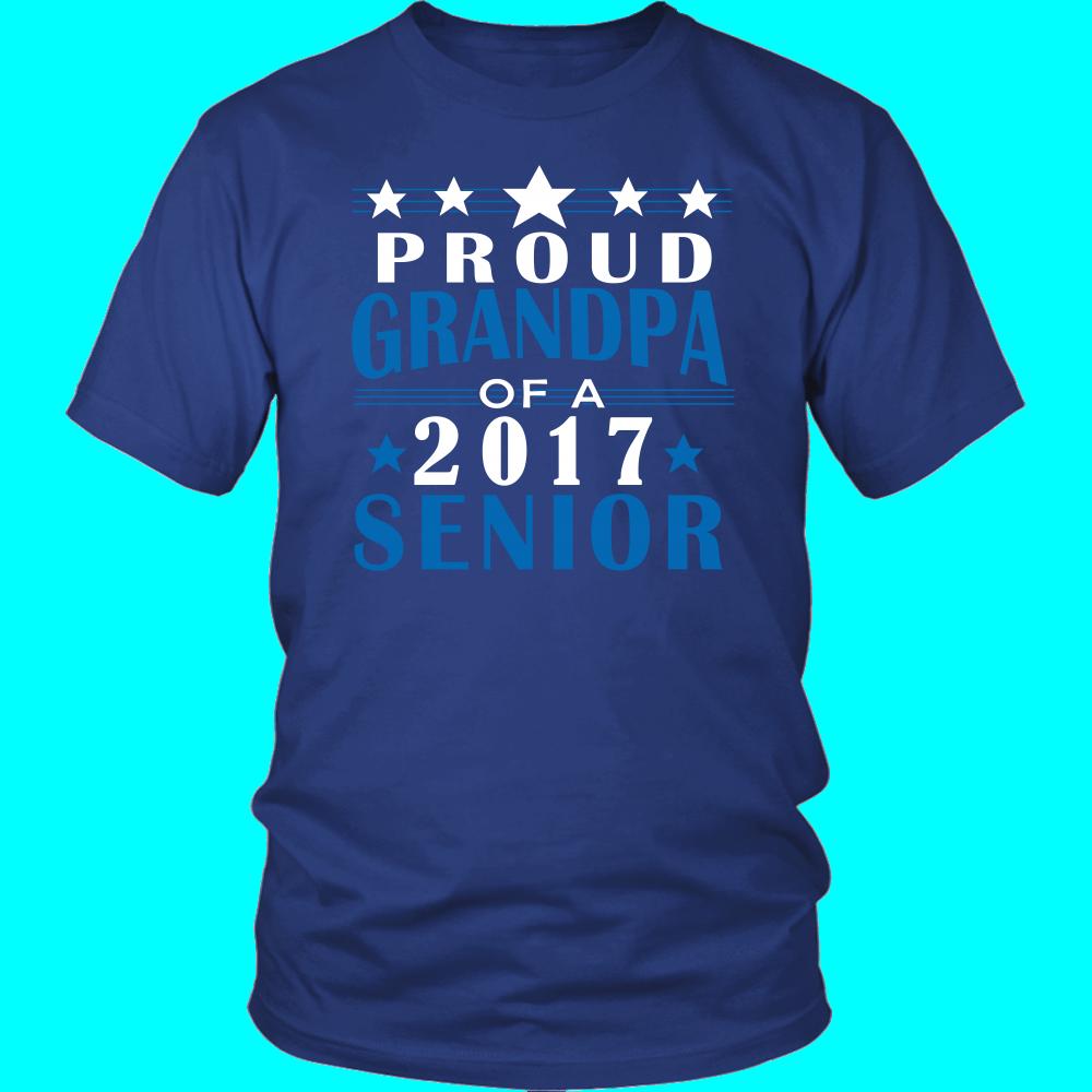 grandpa-graduation-t-shirts-for-family
