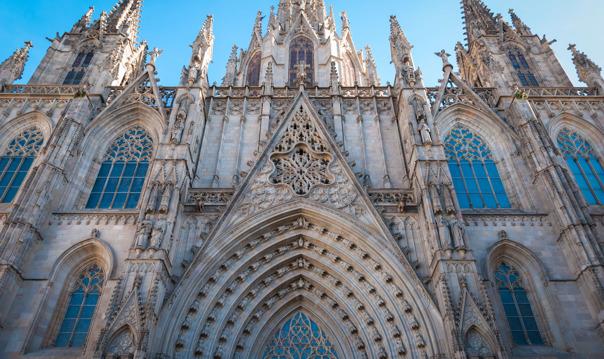 Таинственная Барселона: легенды и факты