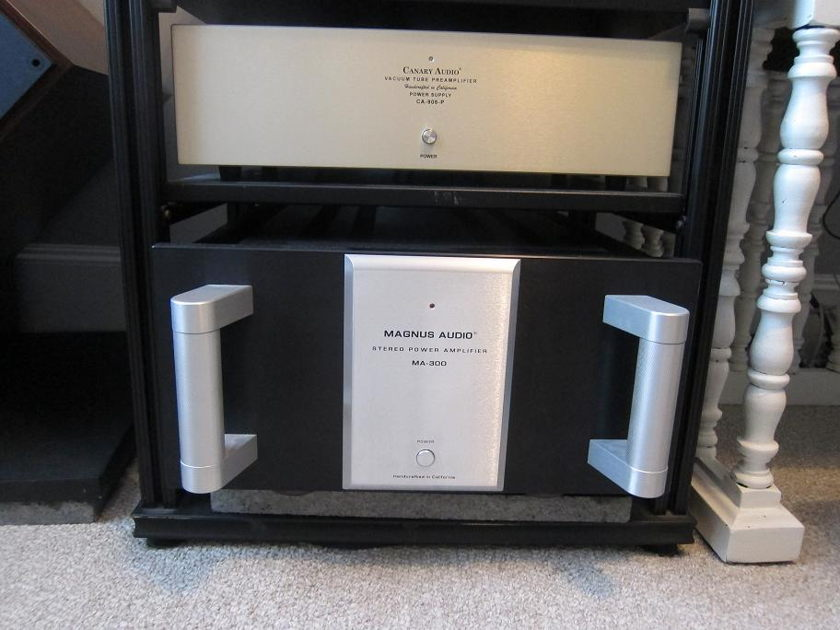 Magnus Audio MA-300 Power Amplifier
