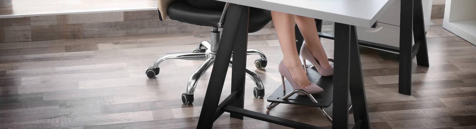 Physio-designed Footrest