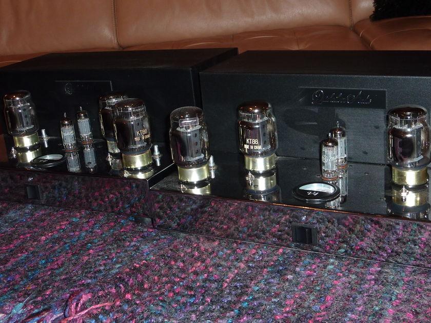 Quicksilver V4 Tube Amps