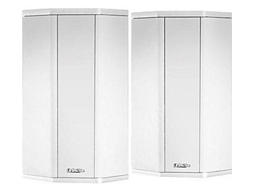 Definitive Technology BP2X White 1pr of Bipolar Surround Speakers in White