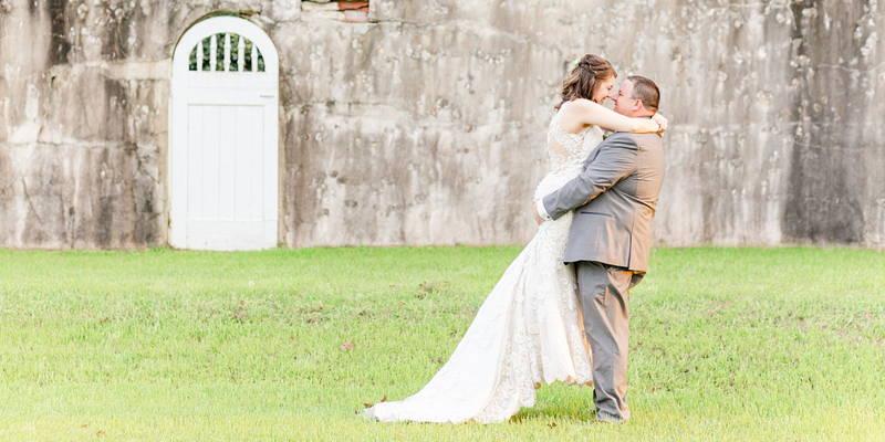 Intimate Estate Wedding