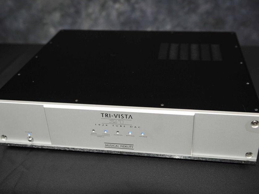 Musical Fidelity Tri-Vista 21 DAC For Sale  $939