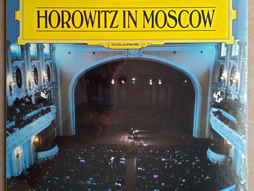 Sealed/DG/ - Horowitz In Moscow