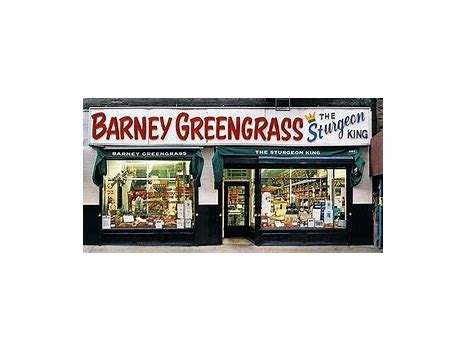 $180 Gift Certificate to Barney Greengrass