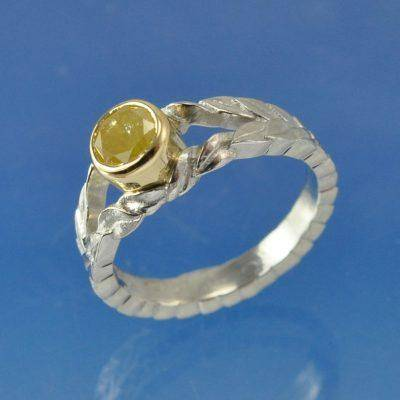 bespoke cremation ash ring