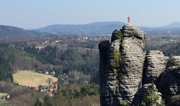 Экскурсия в Саксонскую Швейцарию