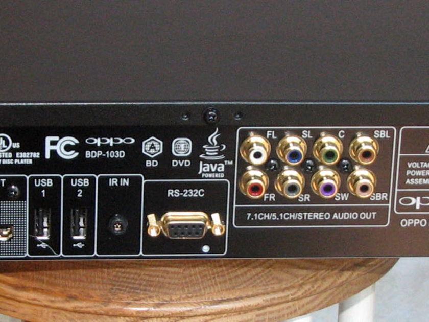 Oppo Digital BDP-103D