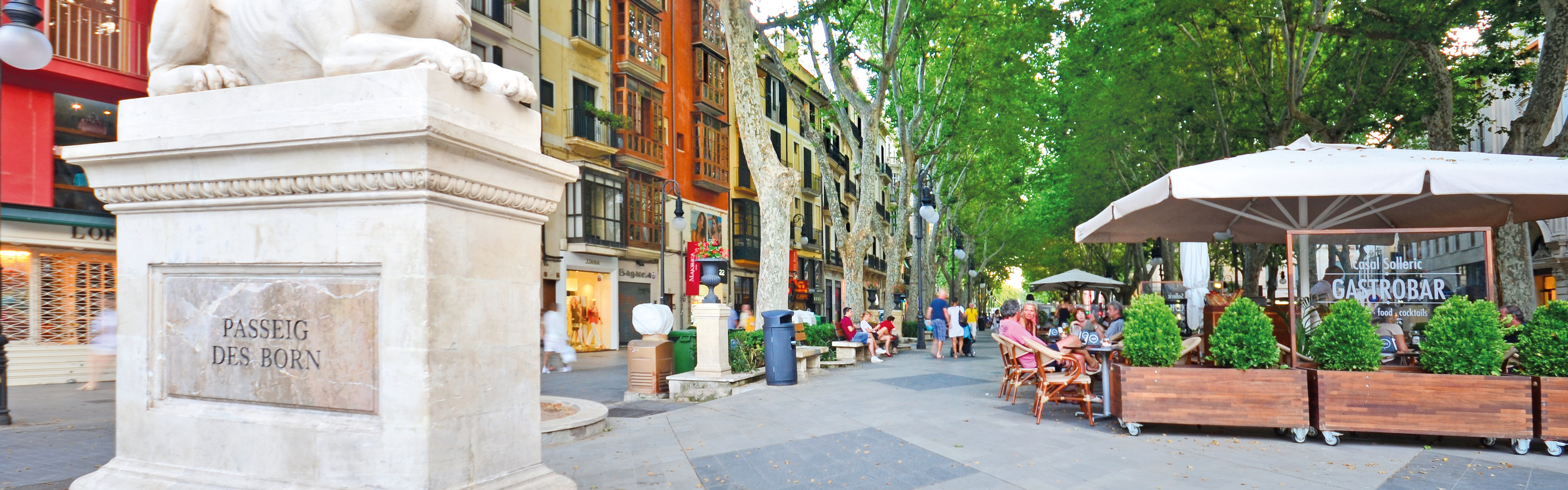 Palma - New development in the heart of Palma