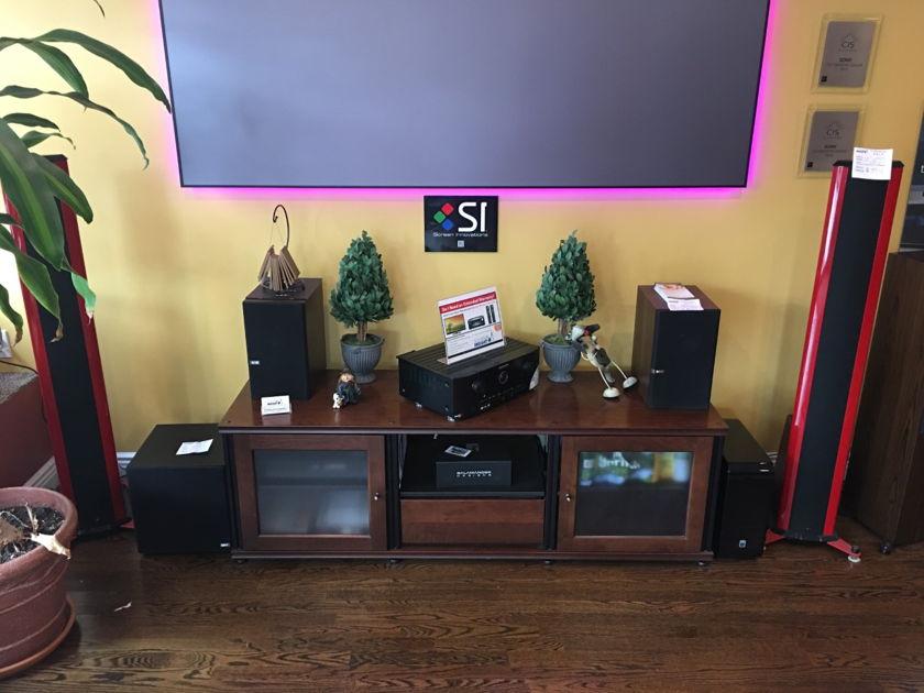 BG Radia FS 420 Dipole Planar speakers