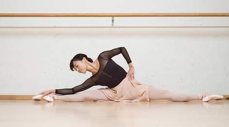 frances chung, principal dancer in San Francisco Ballet
