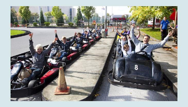 kernwasser wunderland freizeitpark kartbahn
