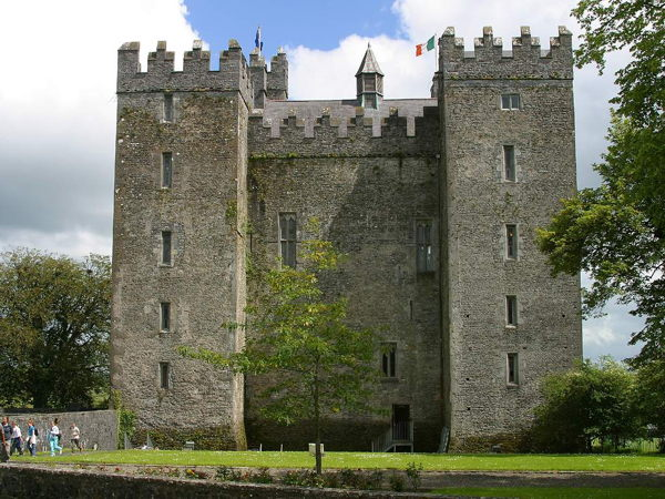 CASTLE OF BUNRATTY
