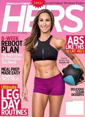 C2 California Clean Beauty Skincare Featured in Muscle-Hers-Mag