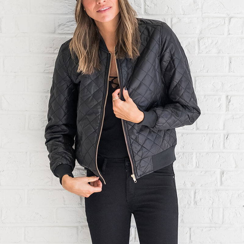 bomber jacket for women from bella ella boutique
