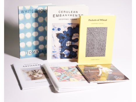 5 Poetry Books & a CD of Poems