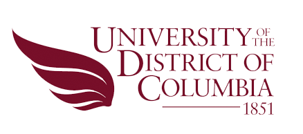 The university of district of columbia logo