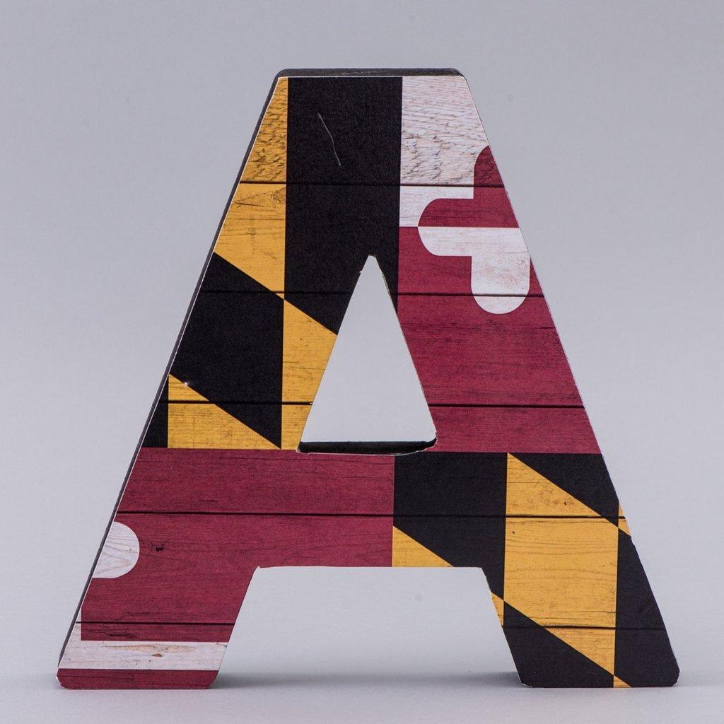 Primitive Beginnings Maryland theme Items homeware #mdpride #marylandpride