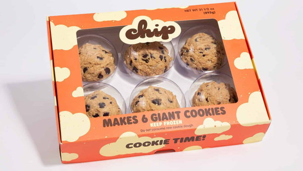 Chip Cookies — Home Bake