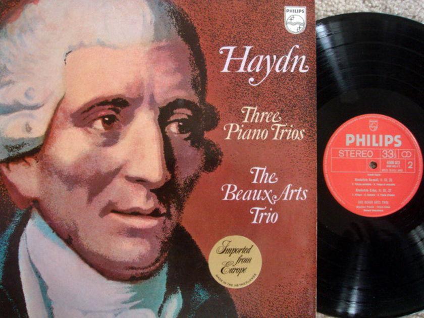 Philips / BEAUX ARTS TRIO, - Haydn Piano Trios No.25-27, NM!