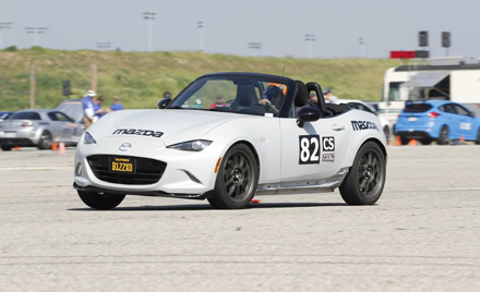 """Summer Heat"" Autocross Practice"