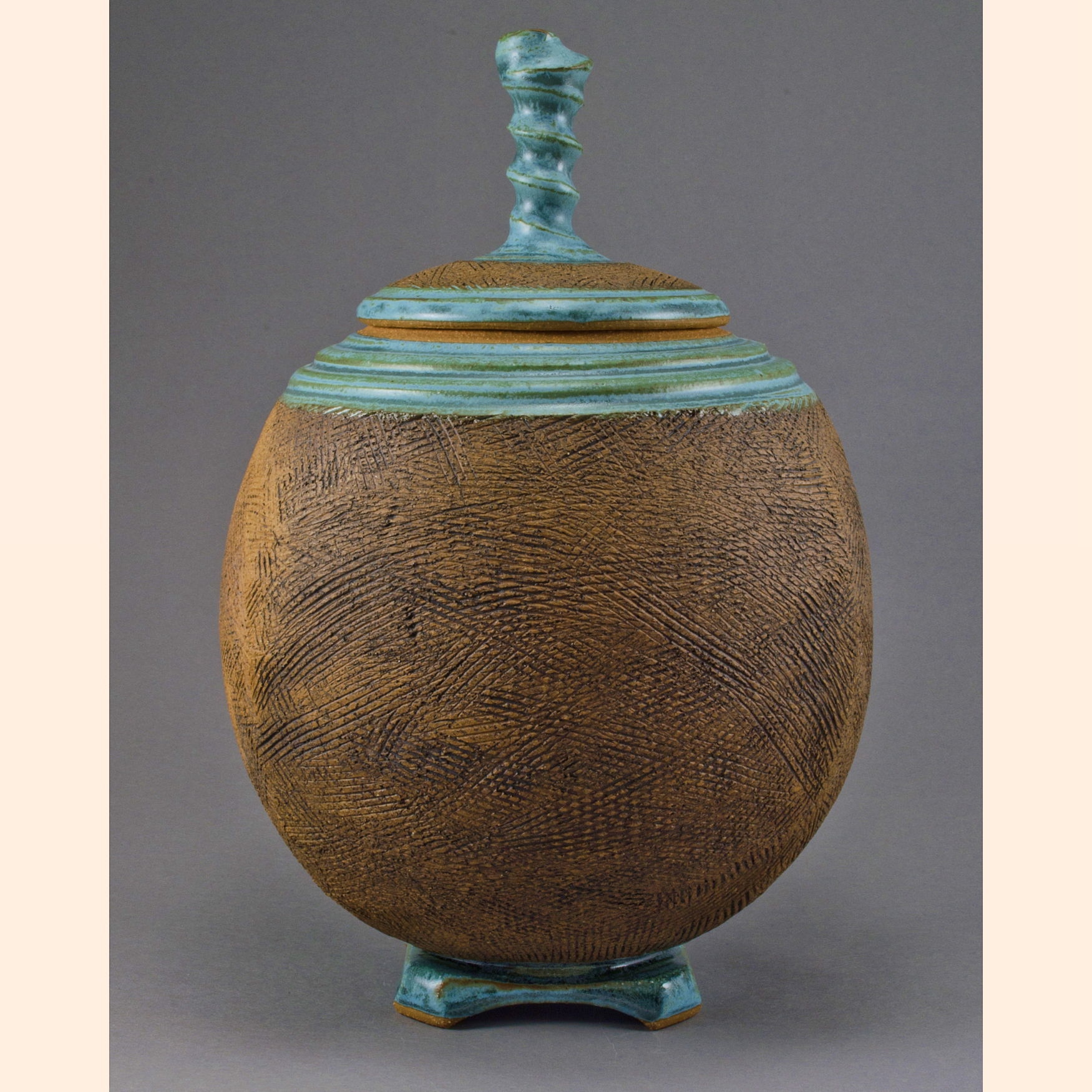 canisters u2013 stoneware pottery by david berg