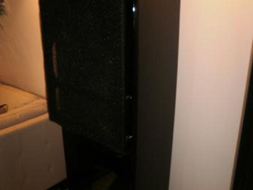Wilson Audio Wamm woofer tower in piano black