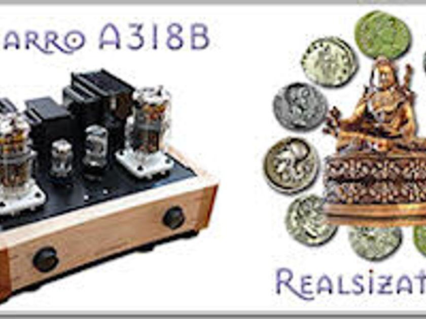 Almarro A318B Integrated Amplifier NIB full warranty