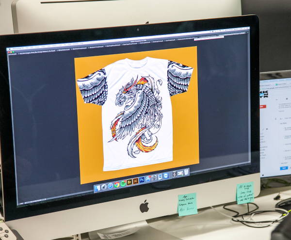 Art & Posters - Tee Shirt